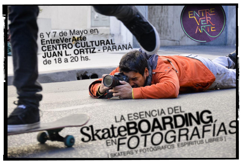 Foto original Mateo Oviedo. El fotógrafo es Juan Ignacio Pereira en la producción por el Día del skate 2015 y el diseño es de Maio Sanguinetti.