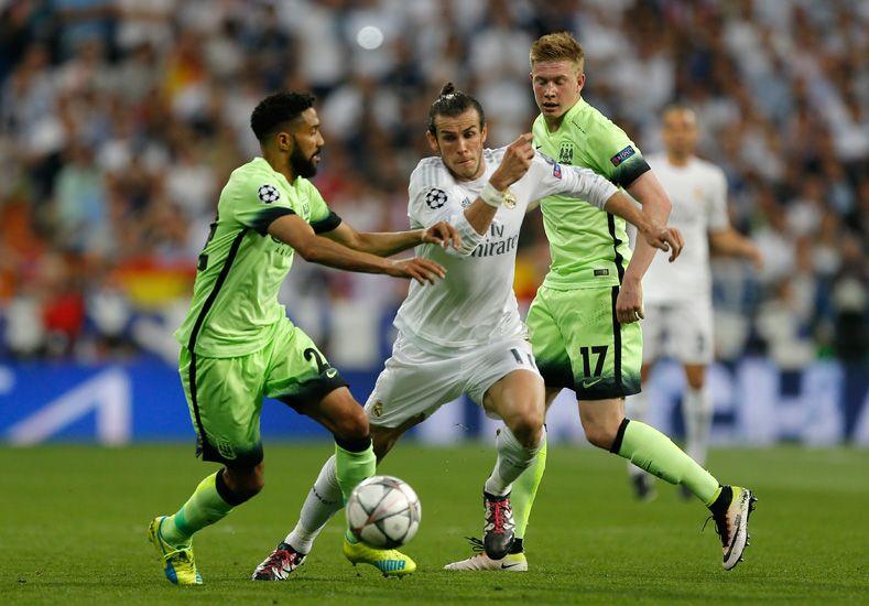 El Real Madrid le ganó al City y juega la final con el Aleti de Simeone