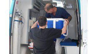 Nueva donación de órganos en el hospital San Martín de Paraná