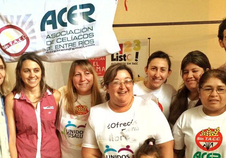 Este jueves, en el Día Internacional de la Celiaquía ACER realizará actividades de concientización