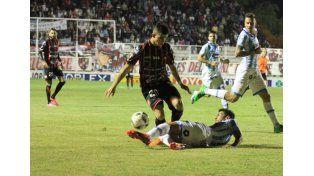 """""""Siempre me fijo metas cortas y la próxima es marcar un gol en Primera A con Patronato"""""""