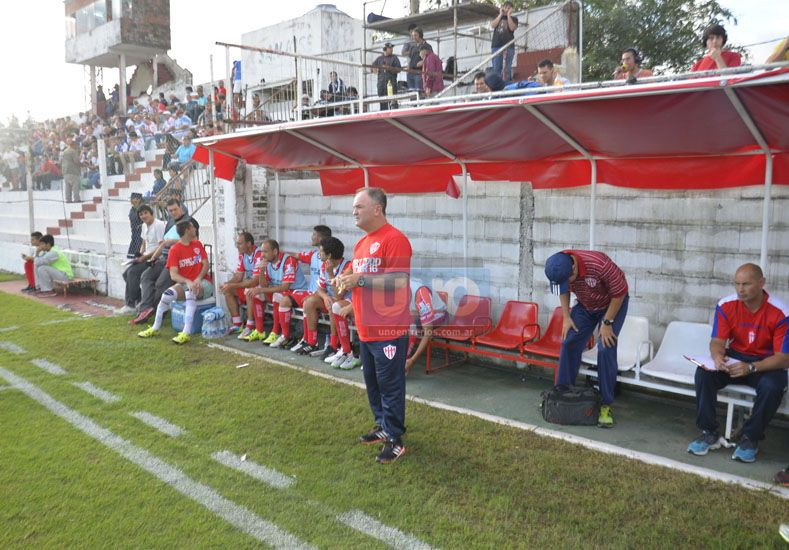 Cervilla es apuntado para reemplazar a Busciglio en la conducción técnica de Gimnasia.   Foto UNO/Mateo Oviedo