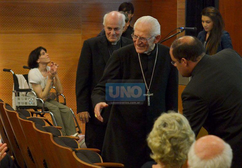 Salud. Monseñor mejora.  Foto UNO/Archivo