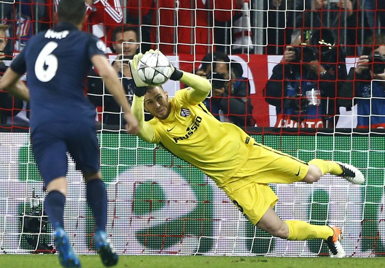 El Atlético de Simeone es finalista de la Champions League