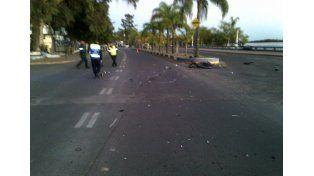 Dictaron prisión domiciliaria al conductor que ocasionó un accidente fatal en la Costanera