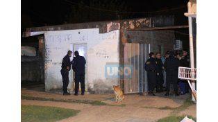 Enfrentamientos. Entre el yerno de la víctima y el acusado. Foto UNO/Juan Ignacio Pereira