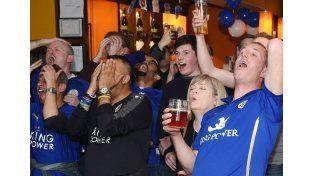 Leicester campeón de Inglaterra por primera vez en su historia