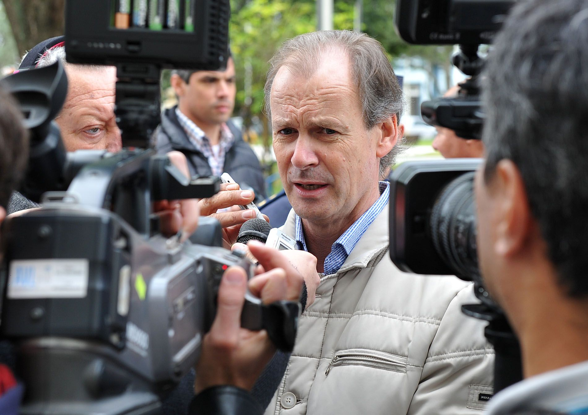 Bordet anunció el inicio de la etapa de reconstrucción de las zonas afectadas por las lluvias