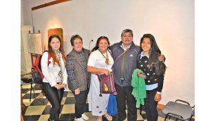 Homenaje a los pueblos originarios