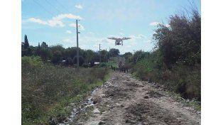 Imputaron al detenido y siguen buscando a Gisela en Santa Elena