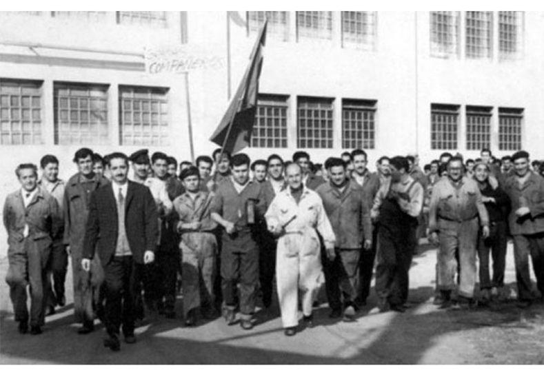 Por qu se celebra el d a del trabajador este 1 de mayo for Gimnasio 1 de mayo