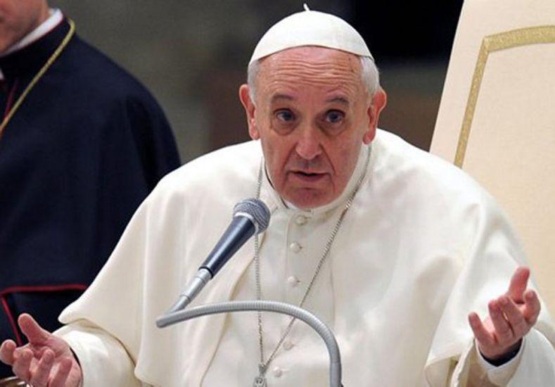 Francisco pidió castigar severamente a los abusadores de menores