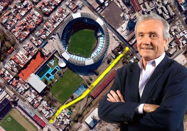 Roberto Perfumo tendrá su calle en Avellaneda