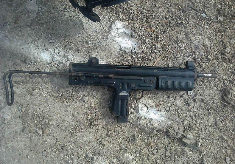 Policías de Paraná fueron atacados con una ametralladora
