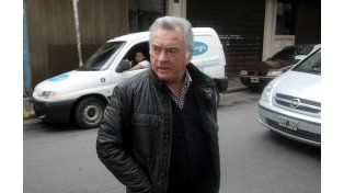 El líder de gastronómicos Luis Barrionuevo se bajó de la marcha contra el gobierno.