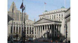 Justicia de Nueva York.  Foto: Internet