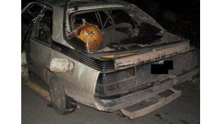 Imprudencia. La coupé Fuego se encontró con la Ford en su carril. Foto Gentileza/Estación Plus