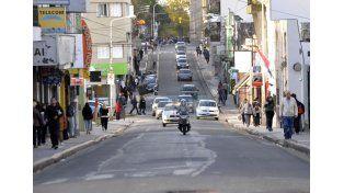 Importes altos. Advierten que durante la tarde se nota más la disminución de conductores en la calle.   Foto UNO/Mateo Oviedo
