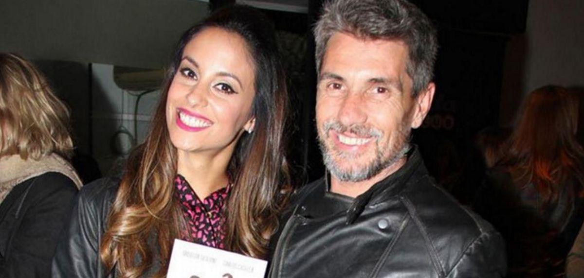 """Lourdes Sánchez, embarazada: """"Estoy de diez semanas"""""""