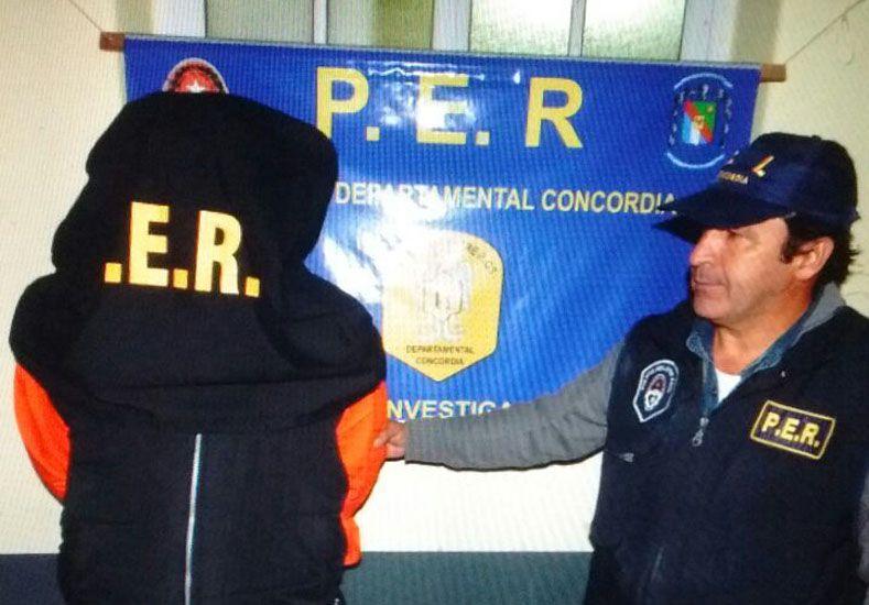 Revelan la identidad del detenido por el homicidio de Eva Rueda, en Concordia