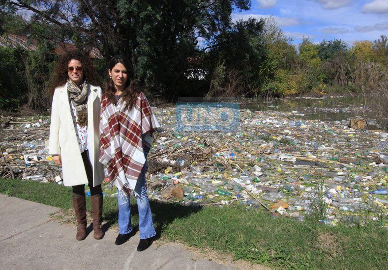 Armándola realizó el estudio y la diputada Acosta presentó el proyecto de ley. Foto UNO Juan Ignacio Pereira.