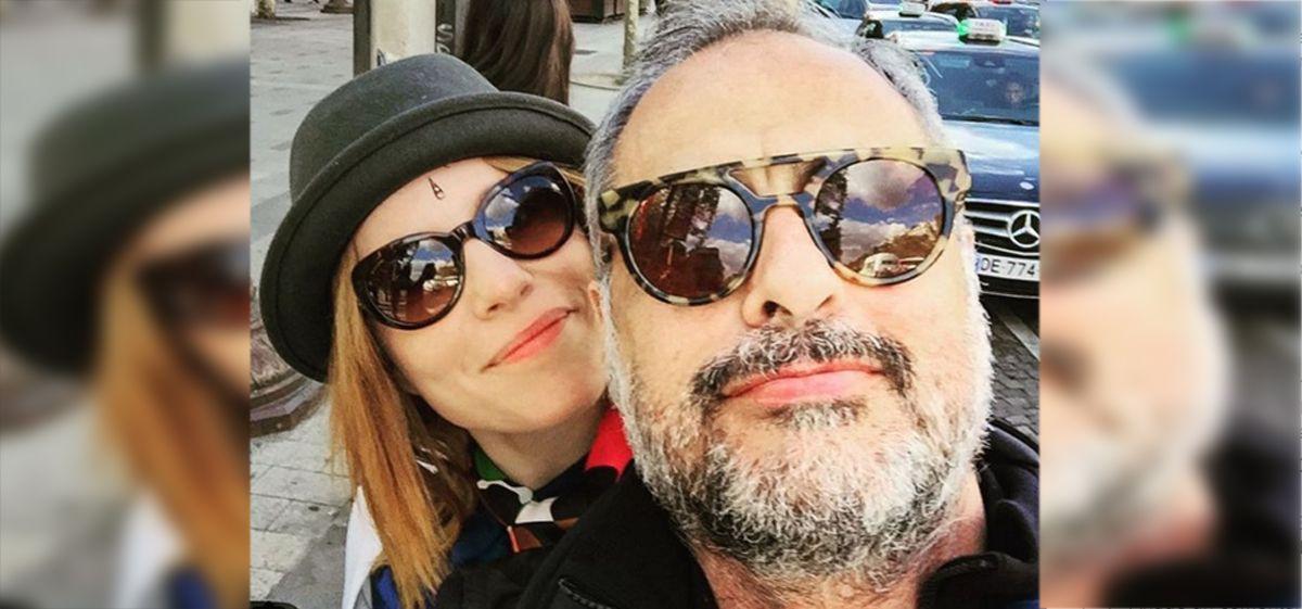 Jorge Rial y Agustina Kämpfer, separados