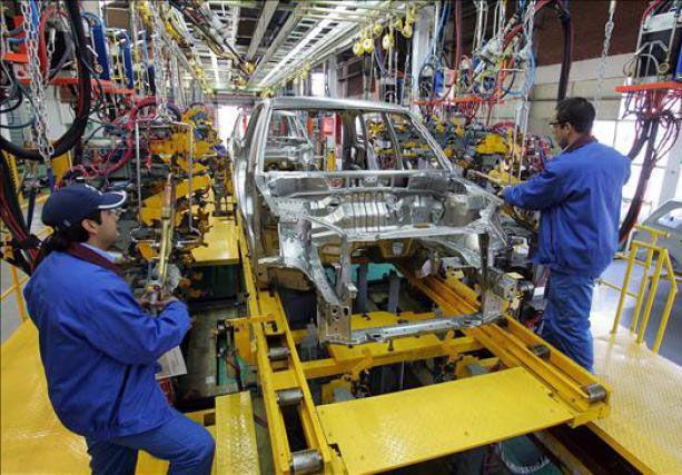 La actividad industrial bajó 1,8% en marzo