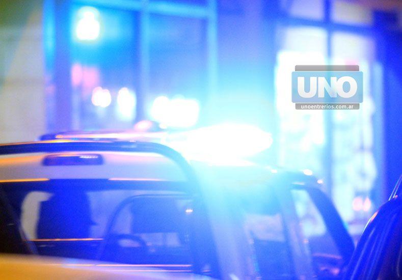 Allanamiento y secuestro relacionado a un robo en San Agustín