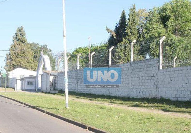 Unidad Penal Nº 1 de Paraná. Foto UNO/Archivo ilustrativa