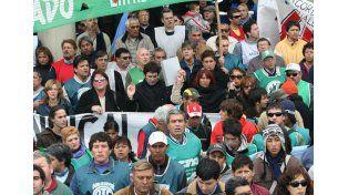 Masiva. La jornada nacional de protesta reunirá a todo el conjunto del movimiento obrero.