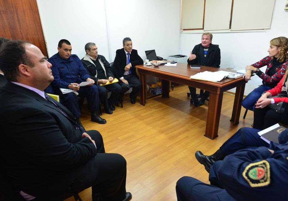 Reunión realizada ayer.