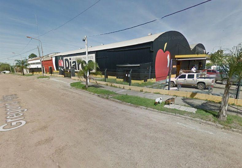 El Diarco fue asaltado a la siesta de este miércoles. (Foto: Google)