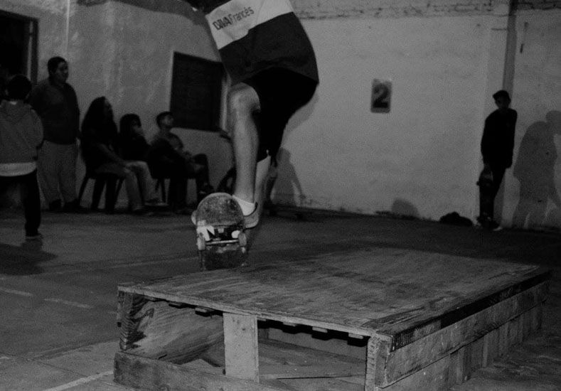 Fotos gentileza Facebook/Che Club Paraná.