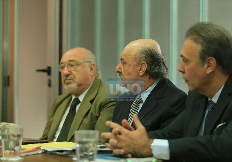 Corrupción. Taleb no pudo justificar su patrimonio. Foto UNO/Diego Arias