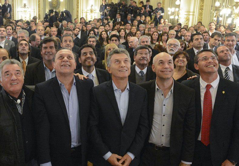 Macri prometió 300.000 nuevos empleos