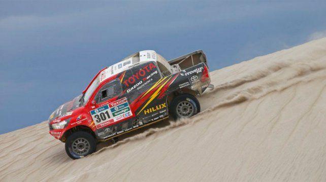 El Dakar empezará en Paraguay y terminará en Buenos Aires
