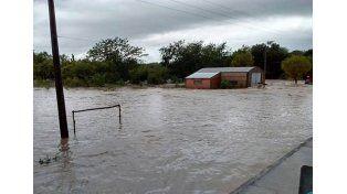 Buryaile recorrerá Entre Ríos para reforzar la asistencia por las inundaciones