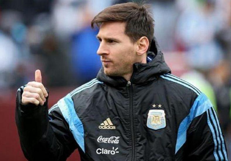 El desayuno bien argentino de Lionel Messi
