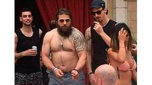 Pastore de fiesta en Las Vegas