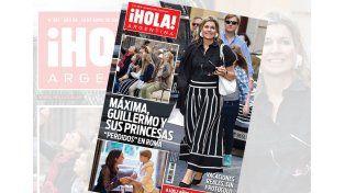 Revista Hola! este jueves, opcional con Diario UNO de Entre Ríos