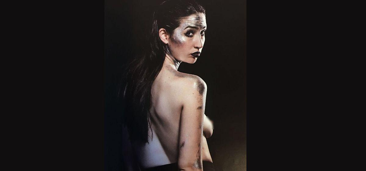 Sofía Gala declaró su amor por las drogas y posó en topless