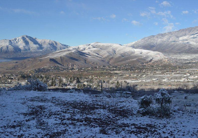 La primera nevada del año