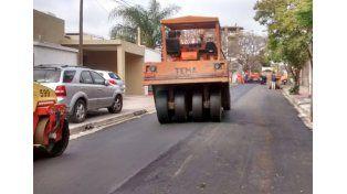 Infraestructura. La comuna quiere dar impulso a nuevas obras.
