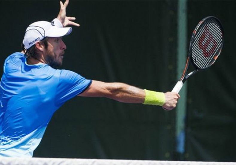 Mayer ganó en su debut en el ATP de Estoril