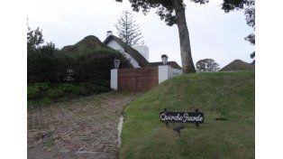 La mansión que poseían en Punta del Este pertenecía a una sociedad panameña. (Foto: El País)