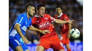 Racing e Independiente empataron sin goles