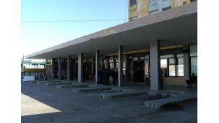 El hombre fue detenido en la Terminal de Ómnibus de Concepción del Uruguay. Foto: Internet
