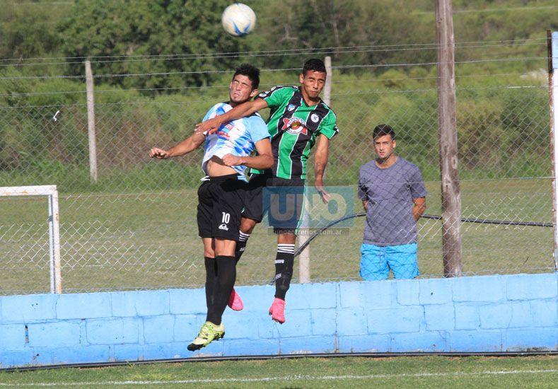 Exequiel Comas volverá a ser titular en Belgrano .  Foto UNO/Juan Ignacio Pereira