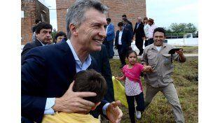 Macri celebró el pago a los buitres y auguró una nueva etapa de empleo y crecimiento