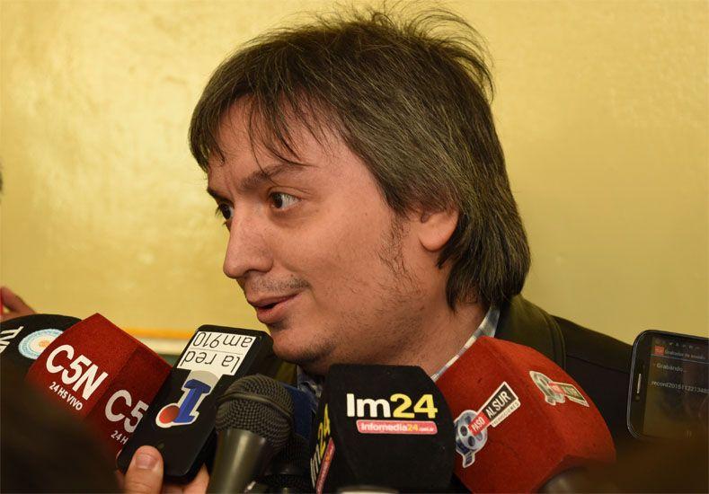 Diputada denunció que allegados a Sala llevaban valijas con dinero a Olivos para Máximo Kirchner